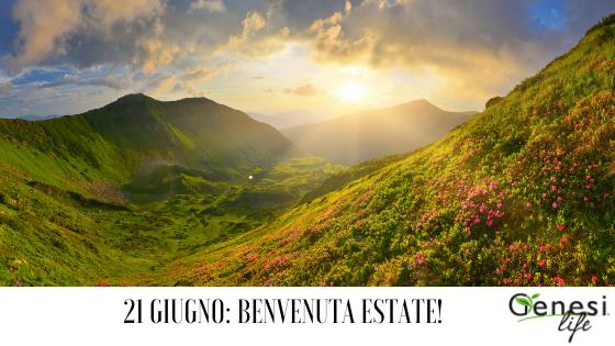 Ventuno giugno: Diamo il benvenuto a un'estate… sostenibile!